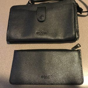 Coach Pop up Crossbody Bag with matching wallet